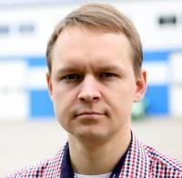 Mindaugas Kašalynas portretas