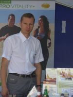 Valdas  Kulvinskas portretas