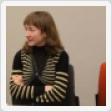 Kristina Dūdonytė portretas